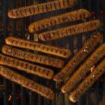Plantepølse af danske ærter lander i køledisken