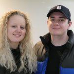 Martin Nordstjerne reddede sin kæreste med førstehjælp