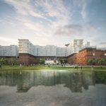 Universitetshospitalet i Køge er godt på vej
