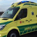 Regionen vil selv står for en del af ambulancedriften