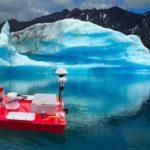 Autonom polarbåd samler data til klimamodeller