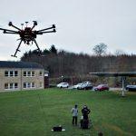 Droner skal selv identificere og løse problemer