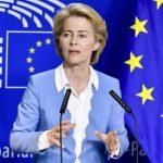 Ursula von der Leyen er ny kommissionsformand