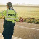Politiet slår ned på uopmærksomme bilister