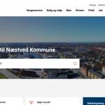Næstved Kommune får ny hjemmeside