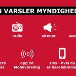 Hurtigere mobilvarsling til borgere ved kriser