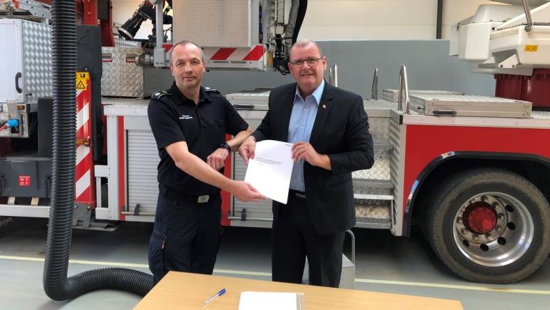 Foto: Slagelse Brand og Redning