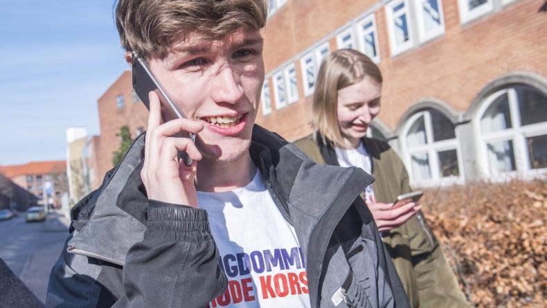 Foto: Ungdommens Røde Kors