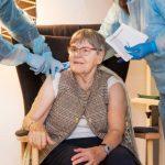 Færdigvaccineringer markerer markant milepæl